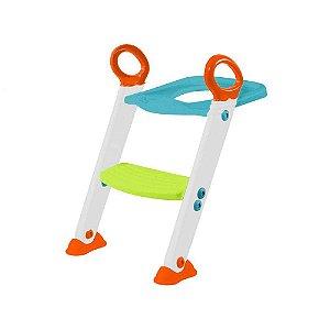 Assento Redutor com Escada Azul Buba