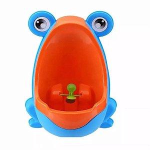 Mictório Infantil Sapinho Azul Buba
