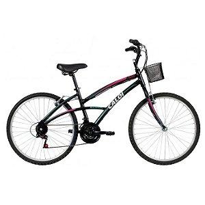 Bicicleta 100 Feminina Caloi - 007894.19004