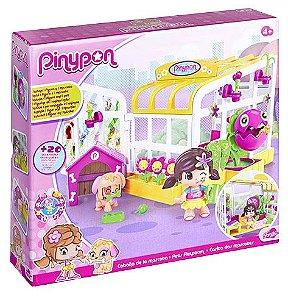 Brinquedo Pinypon Pet House - Br549