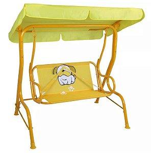 Cadeira de Balanço Bulldog Mor - 002072