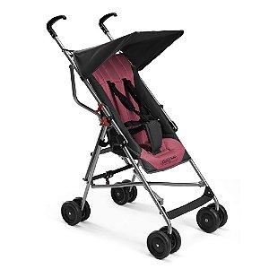 Carrinho de Bebê Guarda-Chuva Pocket Rosa - Multikids – B
