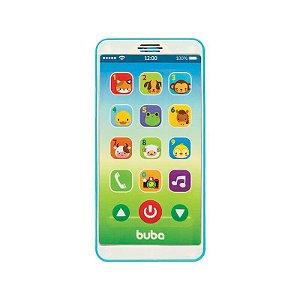 Baby Phone Azul Buba