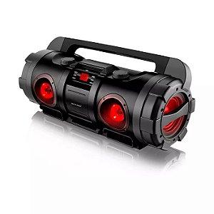 Boombox Bazooka Bluetooth Multilaser - SP218