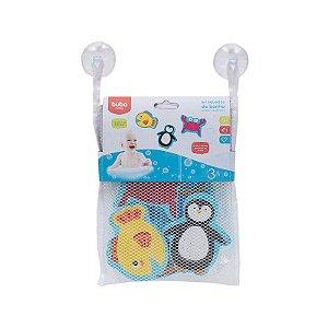 Brinquedo de Banho Animais Marinhos - Polvo - Buba