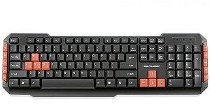 Teclado Gamer Red Multilaser - TC191
