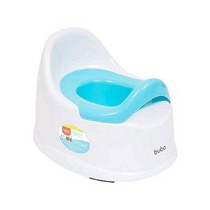 Troninho Infantil Azul Buba