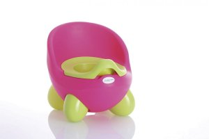 Troninho Infantil 2 Em 1 Learn Style Rosa - Multikids - BB19