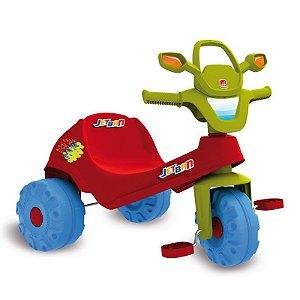Triciclo Jetban Vermelho Bandeirante - 905