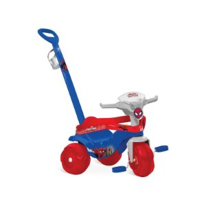 Triciclo Motoban Passeio Homem Aranha - 2270