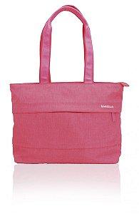 Bolsa Feminina Para Notebook 14'' Rosa Multilaser - BO388