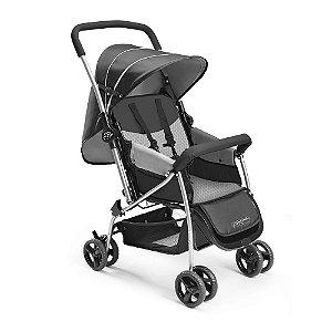 Carrinho de Bebê Berço Flip Preto - Multikids - BB505