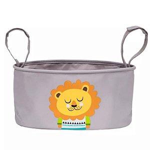 Cesta Organizadora para Carrinhos - Happy Leão - Buba