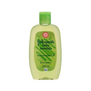 Colônia Infantil Johnson's Baby Lavanda 200ml