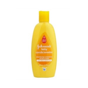 Condicionador Infantil Johnsons Baby Ph Balanceado 200ml