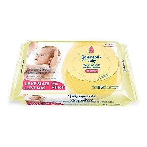 Lenços Umedecidos Johnson&Johnson Baby Recém Nascido 96 Un