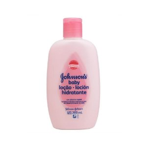 Loção Hidratante Infantil Johnsons Baby 200ml