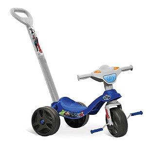 Triciclo Tico Tico Passeio & Pedal Vingadores Bandeirantes -