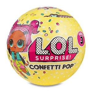Mini Boneca Surpresa - LOL - Confetti Pop - Série 3 - Origi