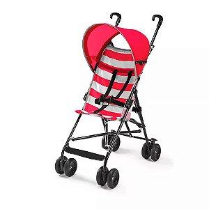 Carrinho Guarda-Chuva Navy  Baby Vermelho Multikids - BB512