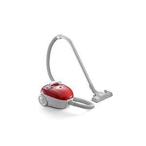 Aspirador de Pó 1400W Vermelho 127v Multilaser - HO01