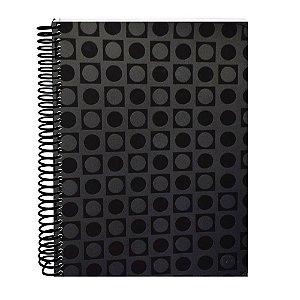 Caderno Vison 10 Matérias 200 Folhas Dac - 2357PR