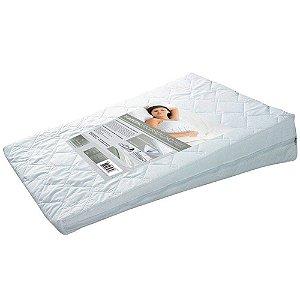 Travesseiro Anti Refluxo Adulto Impermeável - Fibrasca - 40