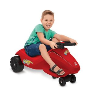 Twist Car Vermelho Bandeirante
