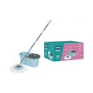 Esfregão Mop Limpeza Prática Mor - 8298