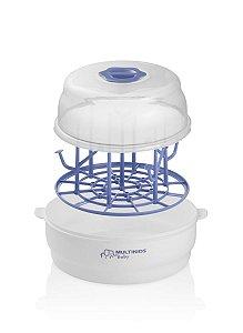 Esterilizador A Vapor Para Micro-ondas Clean & Dry - Multiki