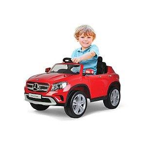Mercedes GLA vermelha C/Controle Elétrica 12V - Bandeirante