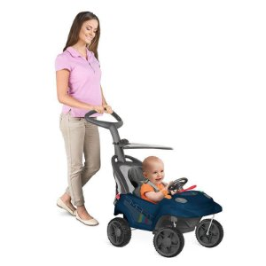 Smart Baby Comfort Azul - Bandeirante- 533