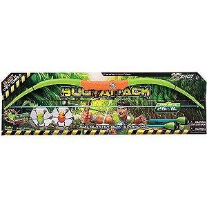 Lançador de Dardos Bug Attack Bow & Arrow 5509 Candide