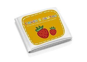 Livrinho de Banho Frutas Multikids - BB205