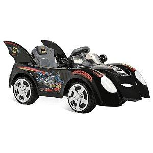 Carro Batman R/C - EL 6V - Bandeirante - 2385