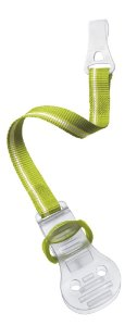 Prendedor de Chupeta, cor verde, da Philips Avent