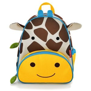 Mochila infantil Skip Hop Zoo, tema Girafa