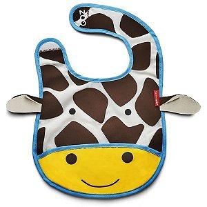 Babador Impermeável, Skip Hop Zoo, tema Girafa