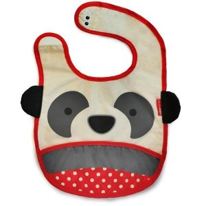 Babador Impermeável, Skip Hop Zoo, tema Panda