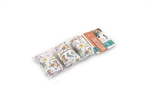 Protetor Descartável para Assento, da Baby and Me (pacote com 3 unidades)