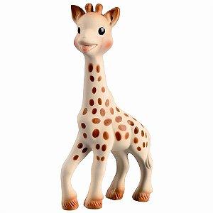 Sophie La Girafe, Mordedor 100% borracha natural, da Vulli (Girafa Sophie)