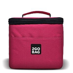 Bolsa Térmica 2goBag 4ALL Mid | Pink