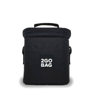 Bolsa Térmica 2goBag 4ALL Mini | Black