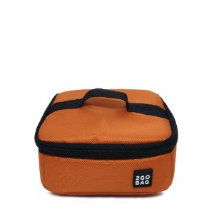 Bentô Térmico 2goBag Single 530 ml | Orange