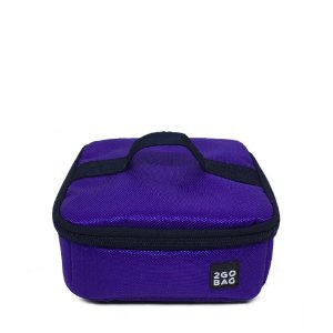 Bentô Térmico 2goBag Single 530 ml | Purple