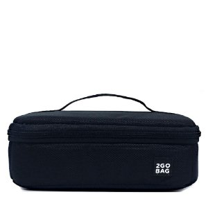 Bentô Térmico 2goBag Single 840 ml | Black