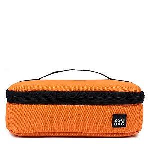Bentô Térmico 2goBag Single 840 ml | Fluor Orange