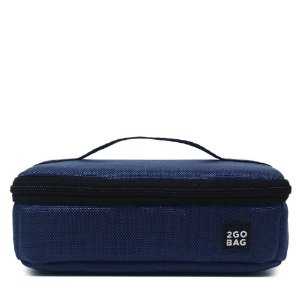 Bentô Térmico 2goBag Single 840 ml | Navy