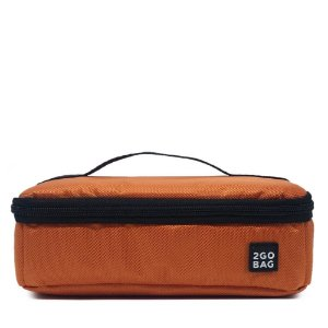 Bentô Térmico 2goBag Single 840 ml | Orange