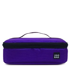 Bentô Térmico 2goBag Single 840 ml | Purple
